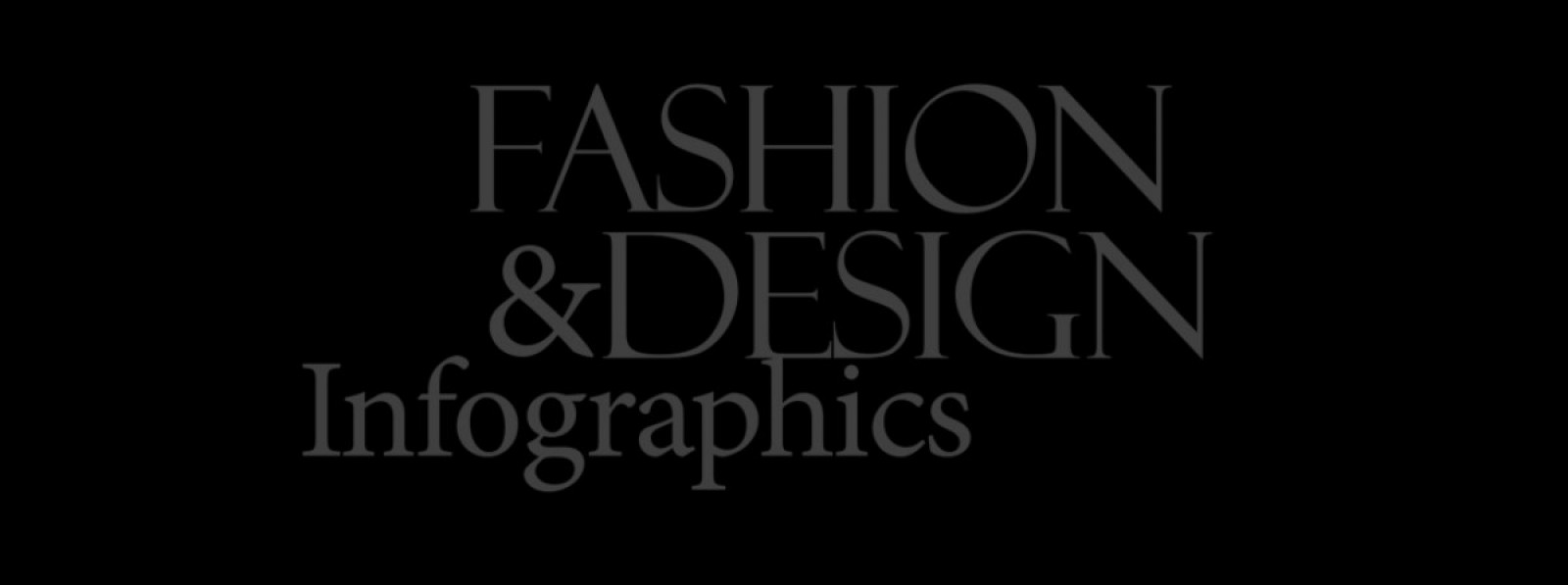 fashion design and infographics
